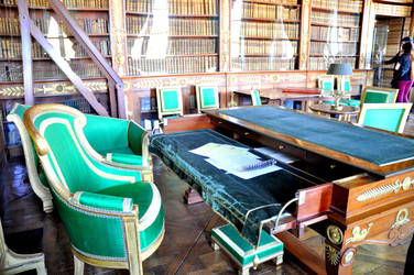 Bibliotheque by MenDan