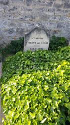 Tombe de Van Gogh by MenDan