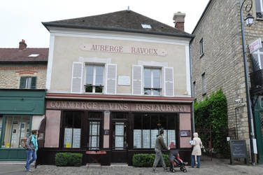 l'Auberge Ravoux by MenDan