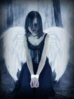 fallen angel by aedrik25