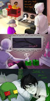 Lyricstuck: What Do You Want From Me by severumChameleon