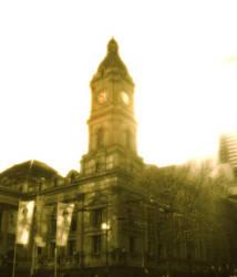 SoftGlow Town Hall by sammlea