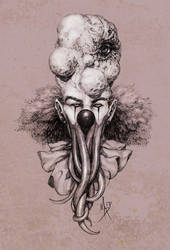 Clown 3 by madstalfos