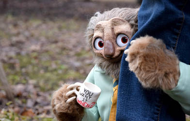 Flash. Sloth from Zootopia by monkeybusinesstoys