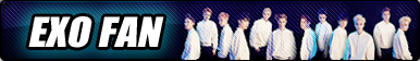 EXO Fan button by SaltyFruitato