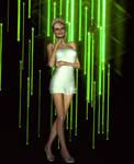 Sexy Blonde by Poser4U