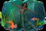 Pretty Mermaid by Poser4U