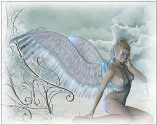 Poser Angel by Poser4U