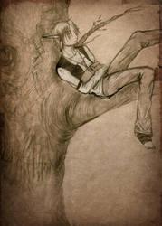 In the tree by nijil-xnv