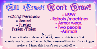 Will Draw Wont Draw by PinkiPockets