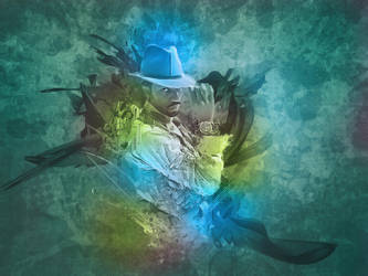 Hype blue by Joannyta