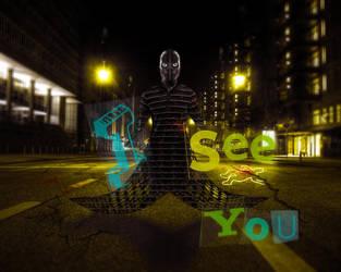 I see you by Joannyta