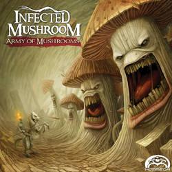 Army Of Mushrooms by Gloom82