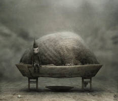 Lunar Guest by Gloom82