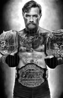 Conor McGregor by ShomanArt