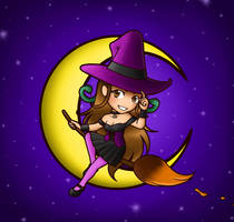 A Little Witchy by Medusa-the-Eternal