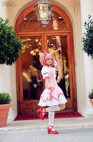 Magical Girl by lovelyJuudaime