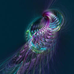 Peacock by PatGoltz