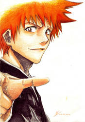 ichigo-cozim by bleach-party