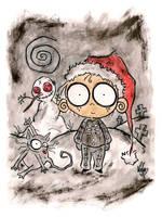 Jingle Hell by DV-Venom