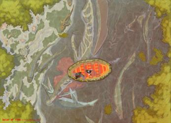 Beast of the Bahariya by BattlingBeasts
