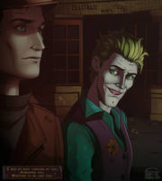 DC/Telltale - Be loved by you by Quincy-Sue