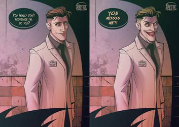 DC: So, Batssssss... by Quincy-Sue