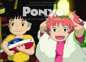 Ponyo. by who-is-druscilla