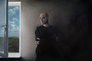 Self Portrait by reality-must-die