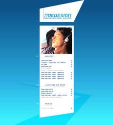 NoeDesign-my personal showcase by karasinski