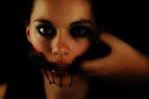 Chelsea Smile 2 by DarkestDayOfMan