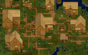 RPG Town by lyxven