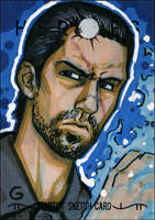 HEROES CARD: Future Peter by grantgoboom