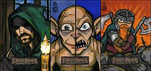LOTR Cards - MII Returns 3 by grantgoboom