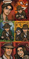 Indiana Jones Heritage Returns by grantgoboom