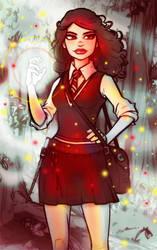 Hermione Granger by grantgoboom