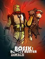 Bossk: Zombie Hunter by grantgoboom