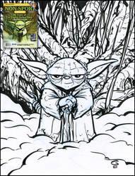 Yoda NSU Cover Original by grantgoboom