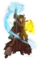 RPG Villain Art: Aurora Izel by grantgoboom