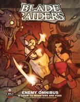 BLADE RAIDERS Enemy Omnibus by grantgoboom