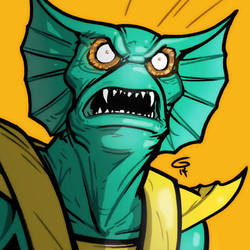 MOTU: Mer-Man by grantgoboom