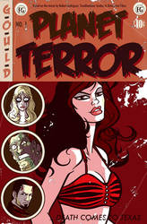 GRINDHOUSE Planet Terror by grantgoboom