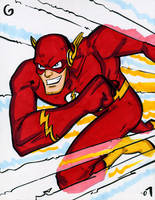 The Flash by grantgoboom