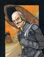 Gurney from Dune by grantgoboom