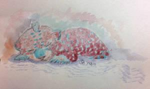 Miniata Kitten by AzureGryphon