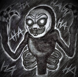 Nightmarionne by TheNerdyKat