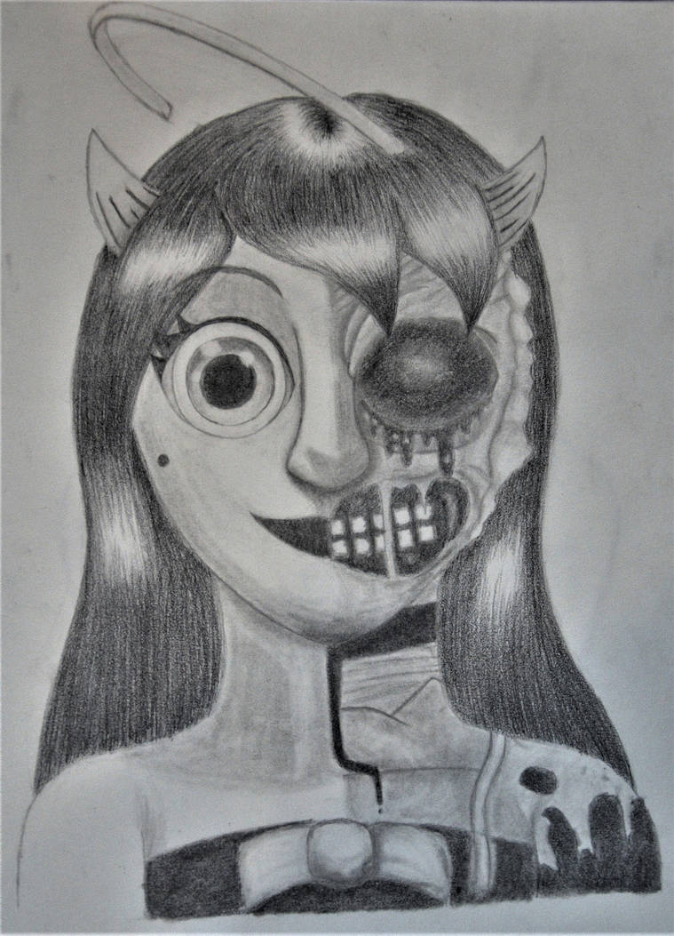Alice Angel by TheNerdyKat