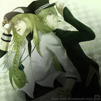 Ukyo and N by darc-rose