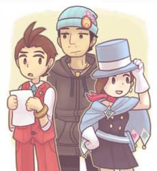 family by Azurane