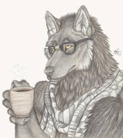 I'm a Lycan! by Kigai-Holt